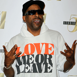 Rapper Tone Loc collapses on stage from seizure during Iowa gig