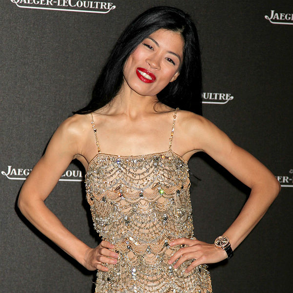 Violinist vanessa mae finishes last in winter olympics skiing event