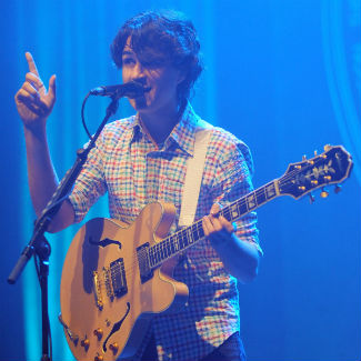 Vampire Weekend complete '80 per cent' of third album