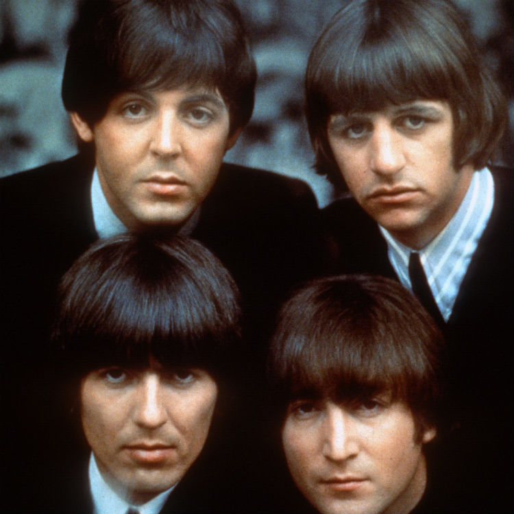 The Beatles might be streaming songs Christmas white album fab four