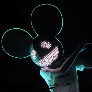Deadmau5 @ iTunes Festival, Camden 09/10/12