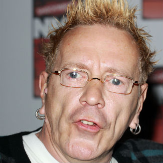 Johnny Rotten's home raided in IRA terrorism mix-up