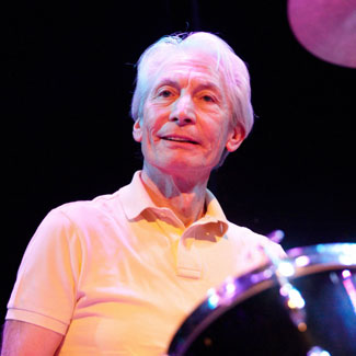 Charlie Watts: 'A lot of white bands are vastly overrated'