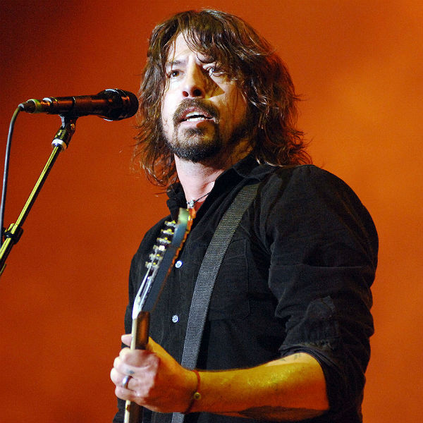 Is new Foo Fighters album being recorded in 12 different studios?