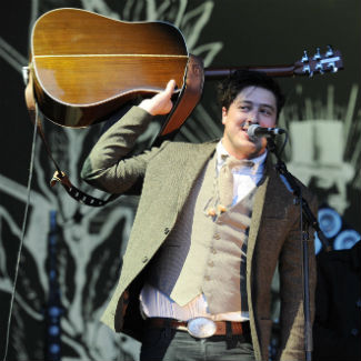 Mumford & Sons announce UK winter tour - tickets