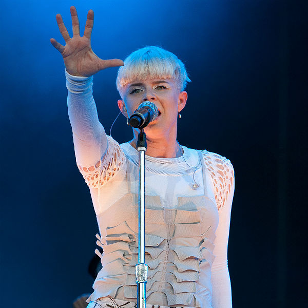 Robyn and La Bagatelle Magique new song Love Is Free