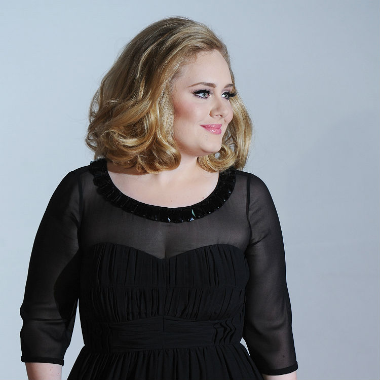 Adele number one single, beats Ellie Goulding record