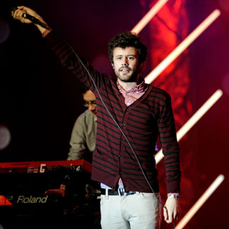 Passion Pit chat to Gigwise backstage at Reading Festival