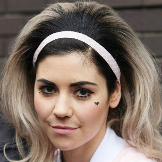 Marina 'really annoyed' by Lady Gaga, Katy Perry comparisons