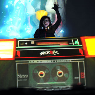 Skrillex to cameo in new animated Disney film Wreck-It Ralph