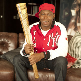 Dizzee Rascal reveals Olympic single 'Scream' - listen