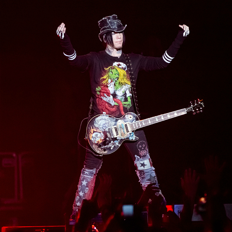 Guns N'Roses guitarist DJ Ashba leaves after 6 years