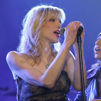 Courtney Love to Lana Del Rey: 'Nirvana song about my vagina'