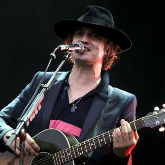 Pete Doherty raps on new studio demos - listen