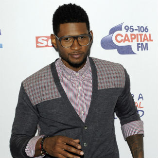 Usher thanks fans for support after stepson's death