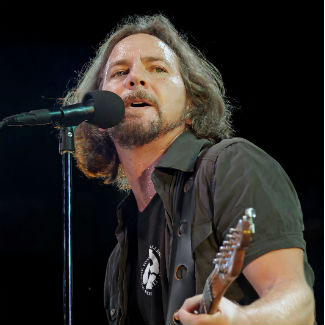 Pearl Jam close Day two of Isle Of Wight festival