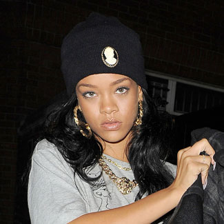 Rihanna expresses sadness at death of Grandma