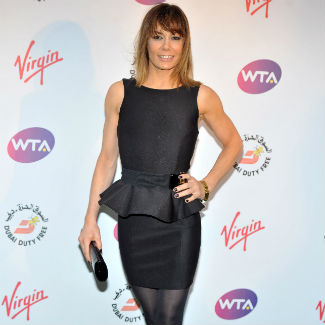 Tara Palmer-Tompkinson reveals debut single - listen