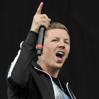 Professor Green apologises for Bulimia jokes on Twitter