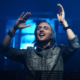 David Guetta added to London's iTunes Festival