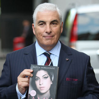 Amy Winehouse book drove dad Mitch to a breakdown