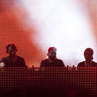 Swedish House Mafia @ Milton Keynes Bowl 14/07/12