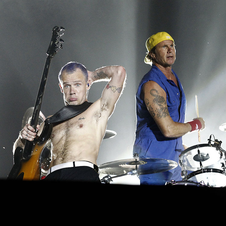 Red Hot Chili Peppers new song, Dark Necessities, new album 2016