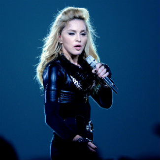 Madonna collaborates with Far East Movement on 'Turn Up The Radio - listen