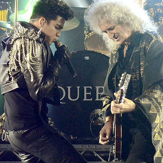 Queen star Brian May confirms new Adam Lambert collaboration