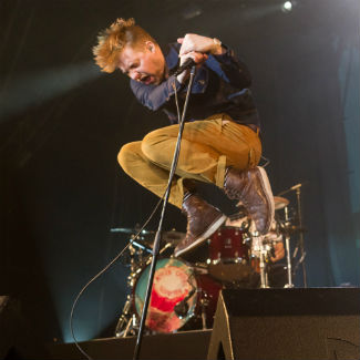Kaiser Chiefs anounce 2013 UK tour dates - tickets