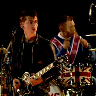 Arctic Monkeys to record fifth album in desert?