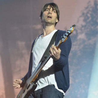 Alex James: 'Planning festival is much harder than Blur gig'