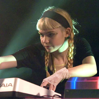 Grimes @ Heaven, London 06/09/12