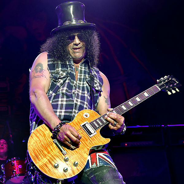 Slash discusses Guns N Roses reunion: 'I can't picture it'