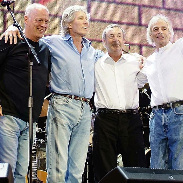 Pink Floyd's new album The Endless River described as 'very spacey'