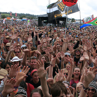 Has the return of Glastonbury forced other festivals to up their game?