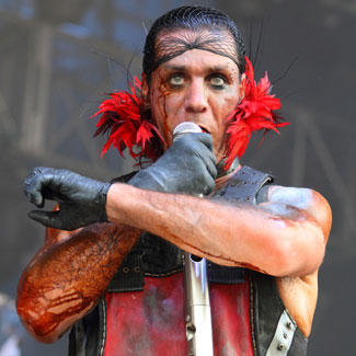 Rammstein on Download leak: 'It's a festival, not a moon landing'