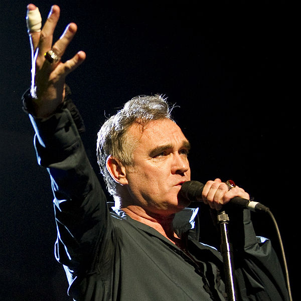 Morrissey refuses explain statement comparing Norway massacre with meat industry