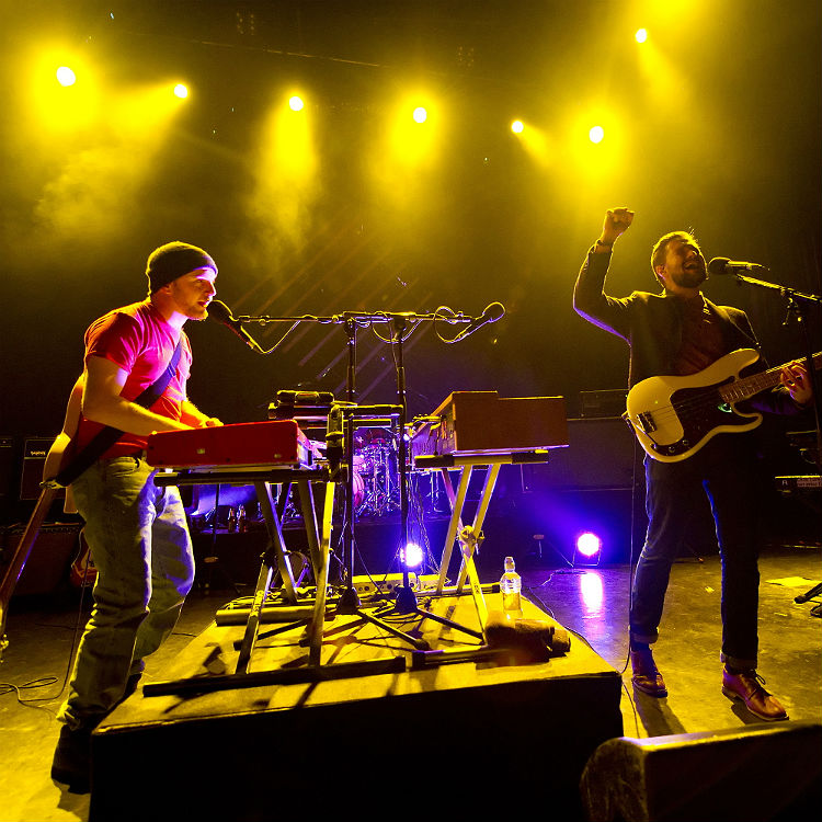 Wild Beasts new album Boy King and song Get My Bang announced - tour