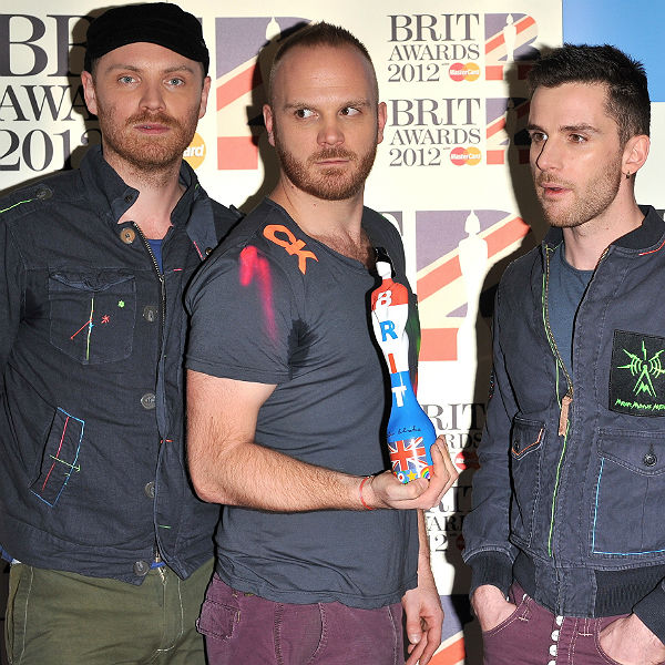 Coldplay facts, Will Champion, Jonny Buckland, Guy Berryman