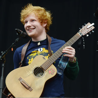 Ed Sheeran confirms Pink Floyd Olympic duet