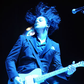 Jack White: 'I don't get excited about festivals'