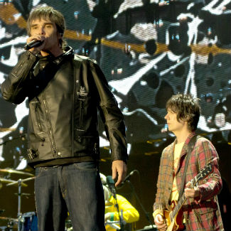 Stone Roses Heaton Park 'atmosphere' for sale on eBay