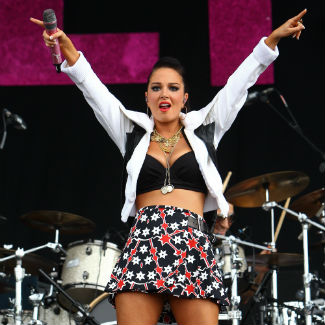 Tulisa cancels festival appearance following post-Ibiza 'illness'
