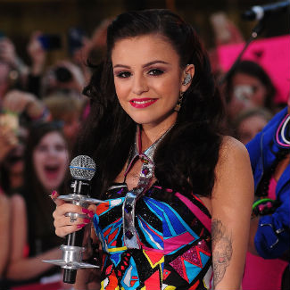 Cher Lloyd threatens 'long, successful career' for One Direction