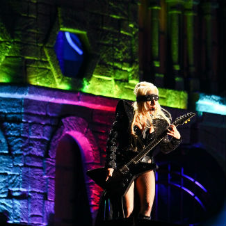 Lady Gaga brings Born This Way Ball to London