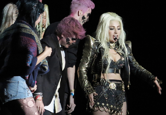 Lady Gaga's Lost Nail Sold For