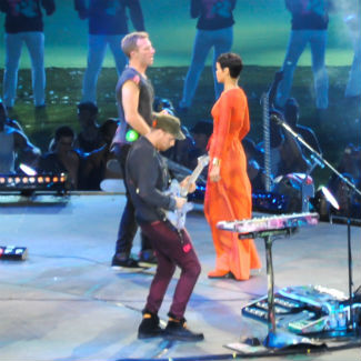 Coldplay, Jay-Z, Rihanna close Paralympic Games