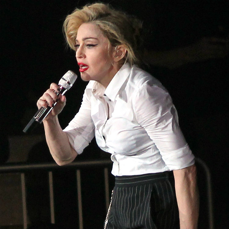 Madonna discussed Illuminati and new album Rebel Heart in interview