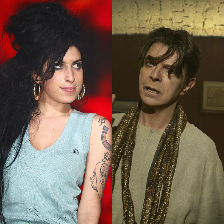 Amy Winehouse documentary film makers want to make David Bowie movie